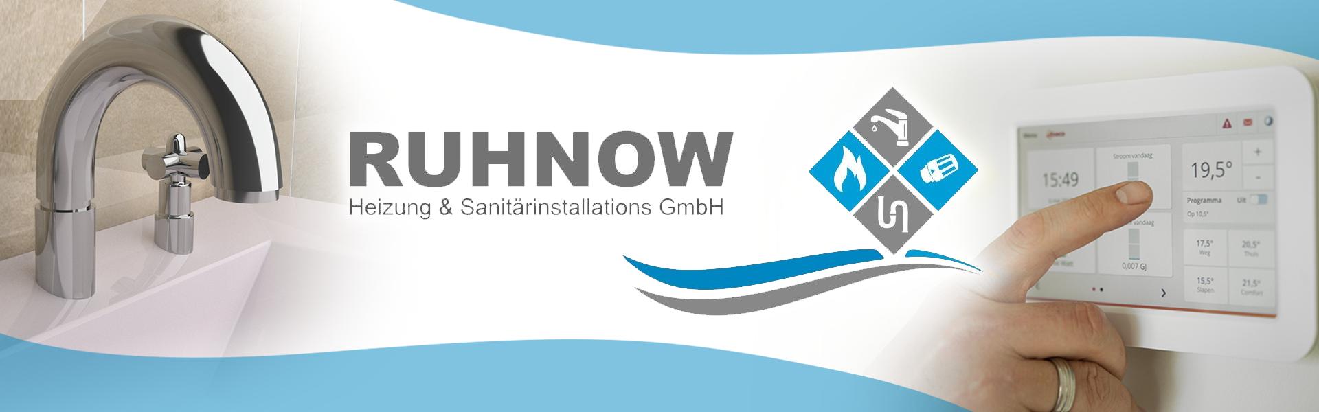 Ruhnow GmbH | Heizung und Sanitär